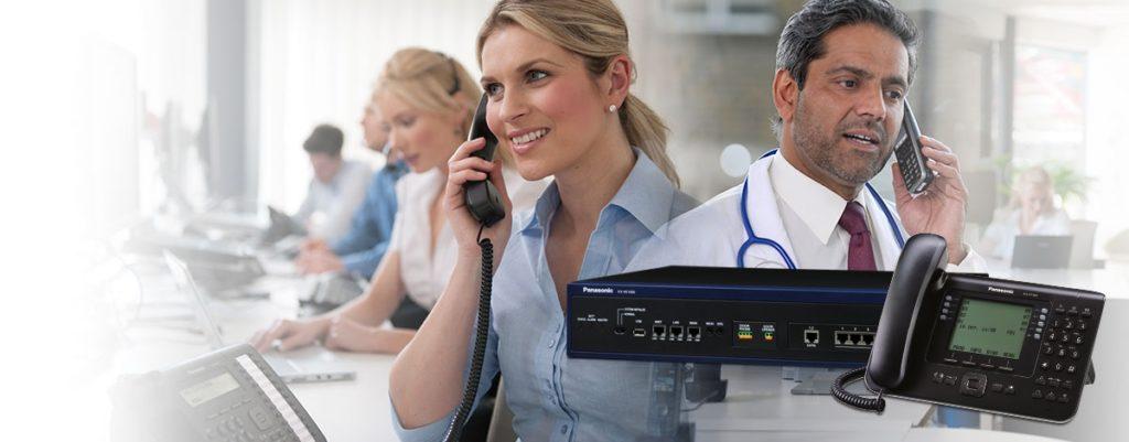 IP telefonní ústředny